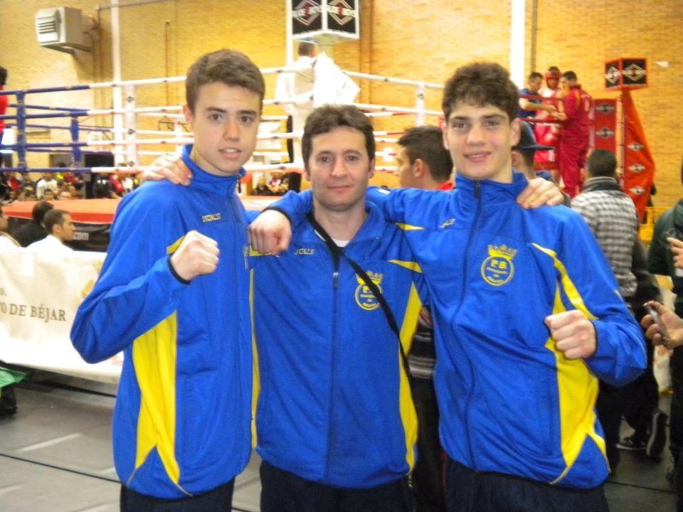 Campeonato de España Boxeo