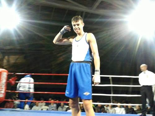 Guille García Boxeo Gijón