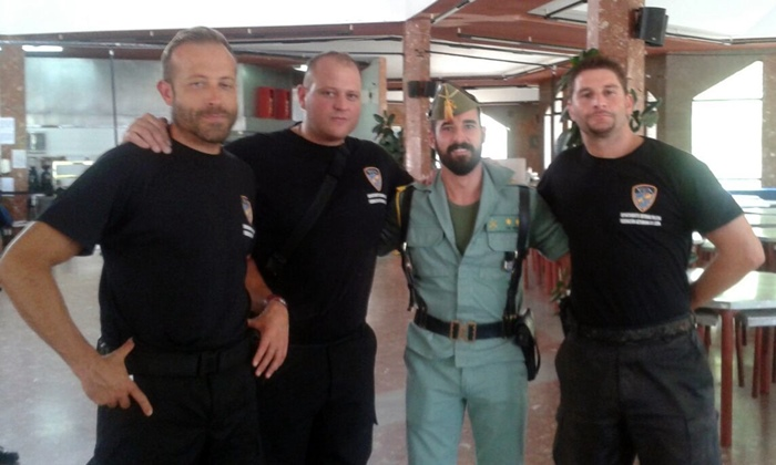 Iván Rodriguez Instructor de Krav Maga