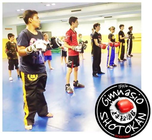 Clases de Kickboxing Infantil en Gijón