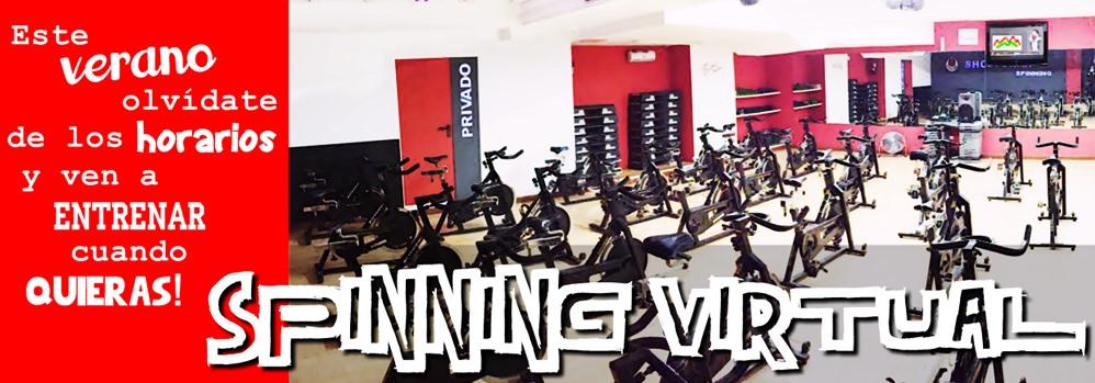spinning virtual