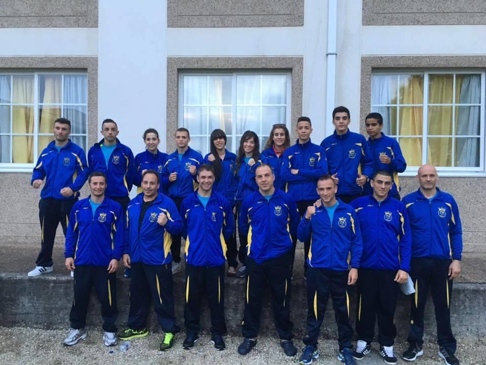 Selección Asturiana de Boxeo