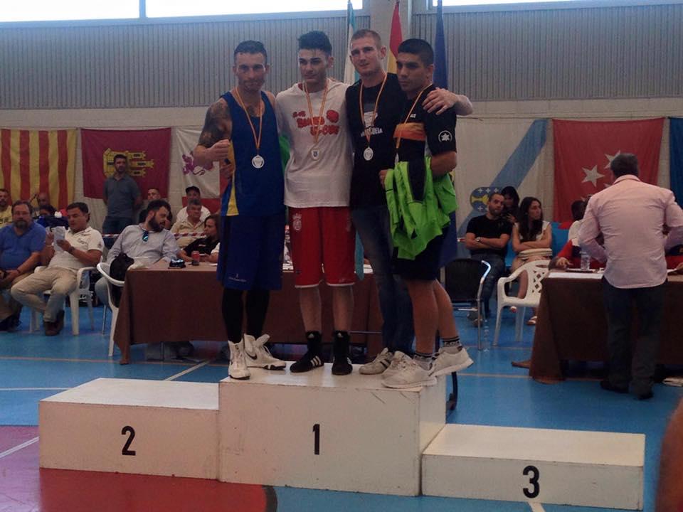Campeonato de España de Boxeo 2016