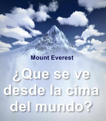 Abre en nueva ventana: Mount Everest