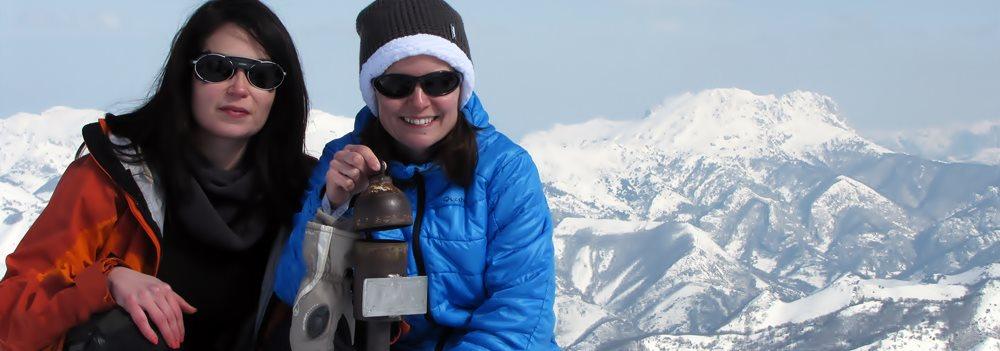 Buzón de Cumbres del Pico Cascayón