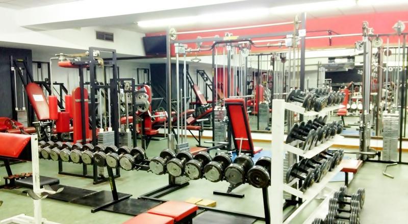 Gimnasio shotokan shotokan instalaciones for Gimnasio zona centro