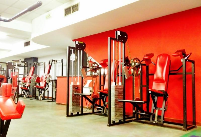 Sala de Cardio-Musculación