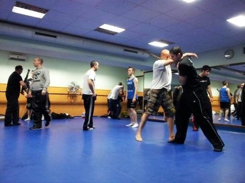 Gimnasio Shotokan - II Seminario de Krav Maga Bajo Stress - Tu gimnasio en Gijón