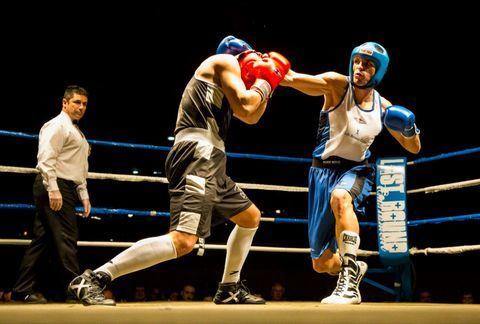 Gimnasio Shotokan - 1ª Velada de Boxeo CBG - Tu gimnasio en Gijón