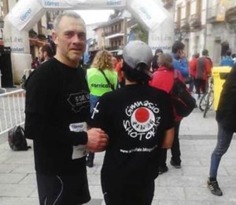 Gimnasio Shotokan - I Carrera de Montaña de Cercedilla - Tu gimnasio en Gijón