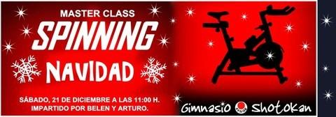 Gimnasio Shotokan - Masterclass Especial Navidad - Tu gimnasio en Gijón