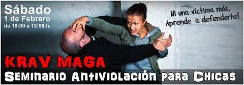 Gimnasio Shotokan - Seminario Antiviolación para chicas. - Tu gimnasio en Gijón