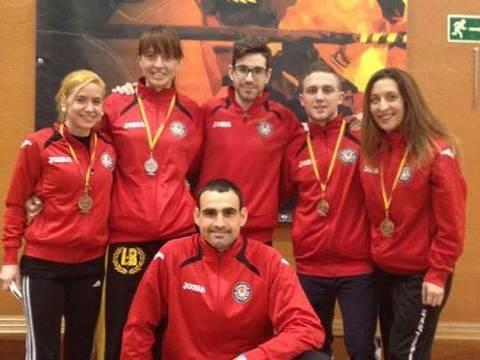 Gimnasio Shotokan - Campeonato de España de Kickboxing (Point Fighting y Formas) - Tu gimnasio en Gijón