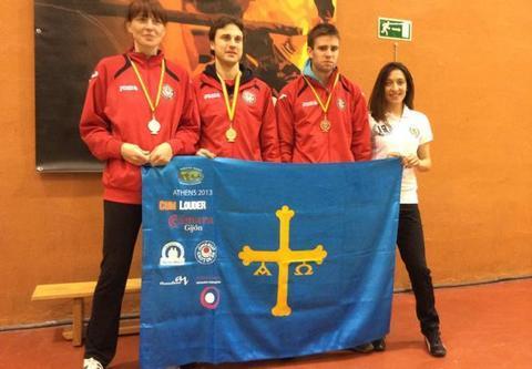 Gimnasio Shotokan - Campeonato de España de Kickboxing Light-Contact - Tu gimnasio en Gijón