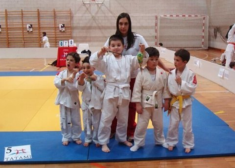 Gimnasio Shotokan - IX Trofeo de Judo Asalía Beya - Tu gimnasio en Gijón