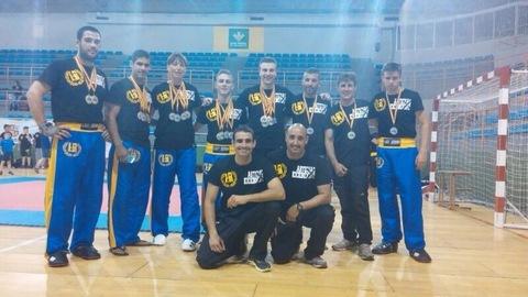 Gimnasio Shotokan - I Open Nacional Abierto CIUDAD DE SALAMANCA - Tu gimnasio en Gijón
