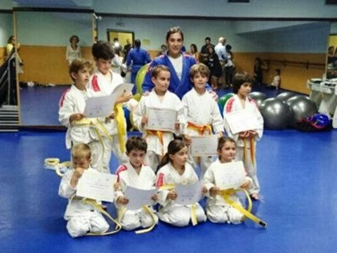 Gimnasio Shotokan - Fin de Curso 2.013 - 2.014 Clase de las 18:00 h. - Tu gimnasio en Gijón