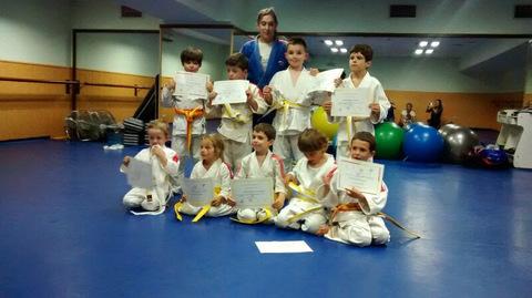 Gimnasio Shotokan - Fin de Curso 2.013 - 2.014 Clase de las 17:00 h. - Tu gimnasio en Gijón