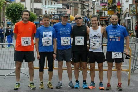 Gimnasio Shotokan - Media Maratón Ruta de la Reconquista - Tu gimnasio en Gijón