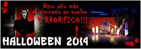 Gimnasio Shotokan - Halloween 2014 - Tu gimnasio en Gijón
