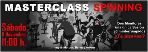 Gimnasio Shotokan - Masterclass de Spinning - Tu gimnasio en Gijón