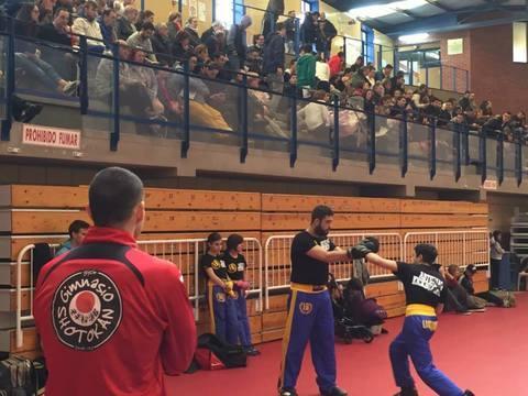 Gimnasio Shotokan - Copa Cántabra - Tu gimnasio en Gijón