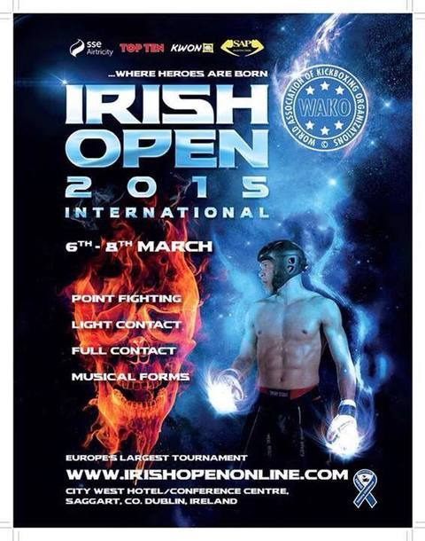 Gimnasio Shotokan - Irish Open 2015 - Tu gimnasio en Gijón
