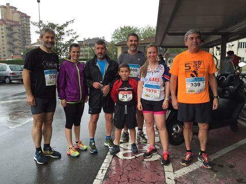 Gimnasio Shotokan - Media Maratón Gijón 2015 - Tu gimnasio en Gijón