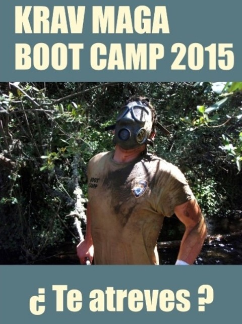 Gimnasio Shotokan - Krav Maga Boot Camp 2015 - Tu gimnasio en Gijón