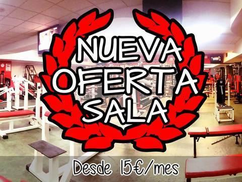 Gimnasio Shotokan - Oferta Sala por franjas horarias de mañana y tarde. - Tu gimnasio en Gijón