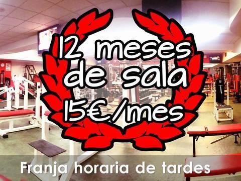 Gimnasio Shotokan - Oferta 12 meses Horario Tardes - Tu gimnasio en Gijón