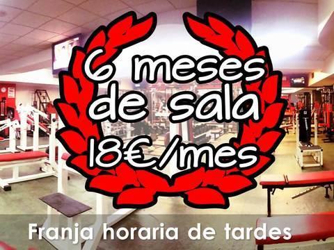 Gimnasio Shotokan - Oferta 6 meses Horario Tardes - Tu gimnasio en Gijón
