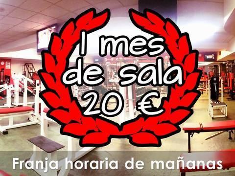 Gimnasio Shotokan - Oferta 1 mes Horario Mañanas - Tu gimnasio en Gijón