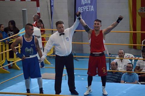 Gimnasio Shotokan -  Campeonato de España de Boxeo 2016 - Tu gimnasio en Gijón