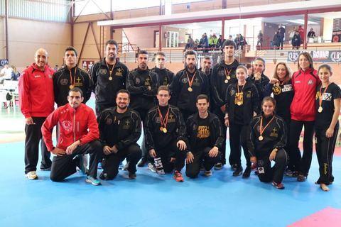 Gimnasio Shotokan - Copa de España de Clubes - Tu gimnasio en Gijón