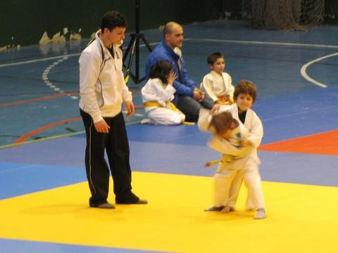 Gimnasio Shotokan - Campeonato Judo Gozón - Tu gimnasio en Gijón