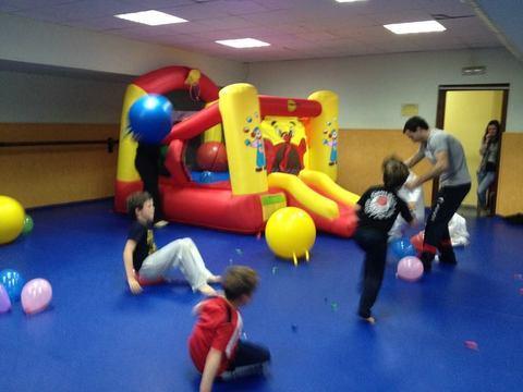 Gimnasio Shotokan - Fiesta de Semana Santa. - Tu gimnasio en Gijón