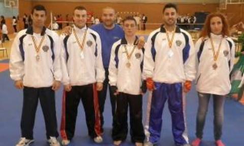 Gimnasio Shotokan - Iván Suárez Buselo y Mario Rubio Lorenzana se proclamaron campeones de España. - Tu gimnasio en Gijón