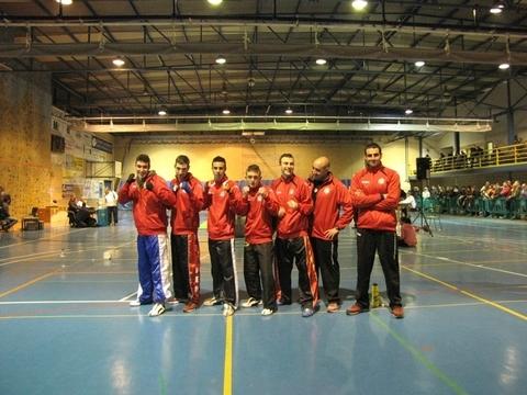 Gimnasio Shotokan - 7 Competidores, 7 Campeones de Asturias. - Tu gimnasio en Gijón