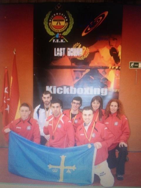 Gimnasio Shotokan - Iván Buselo logra su décimo título nacional. - Tu gimnasio en Gijón