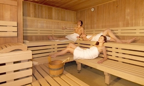 Gimnasio Shotokan - 5 Sesiones de Sauna - Tu gimnasio en Gijón