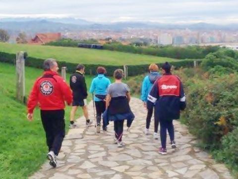 Gimnasio Shotokan - Marcha Nórdica - Tu gimnasio en Gijón
