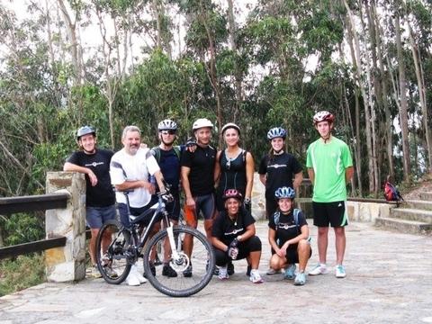 Gimnasio Shotokan - Salida en bici al Mirador de la Ñora - Tu gimnasio en Gijón