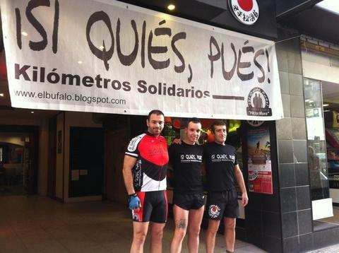 Gimnasio Shotokan - Reto Solidario de Hector Moro - Tu gimnasio en Gijón