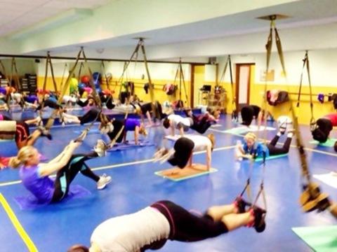 Gimnasio Shotokan - TRX - Tu gimnasio en Gijón